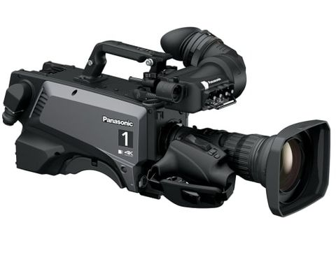 Panasonic 4K Studio Camera Lemo Connector