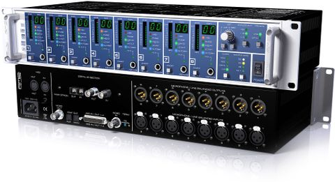 RME Micstacy 8-CH Mic Preamp & AD Convertor