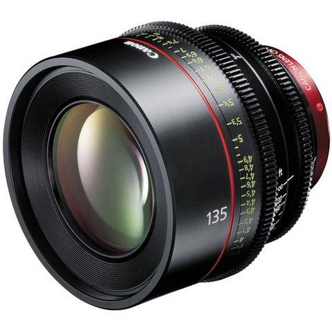 Canon CN-E 135mm T2.2 L F EF Mount Cinema Lens