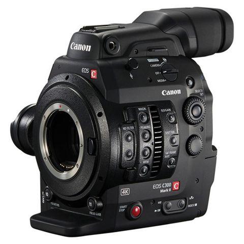 Canon C300 Mark II Cinema Camera (EF-Mount)