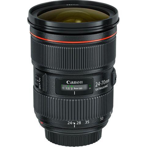 Canon EF 24-70mm F2.8L II USM Lens
