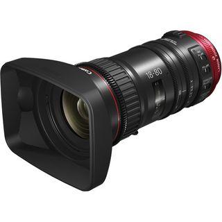 Canon CN-E 18-80mm F/4.4 Compact Servo Lens