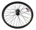 Whl 20 Front Blk Aly 10mm Axle