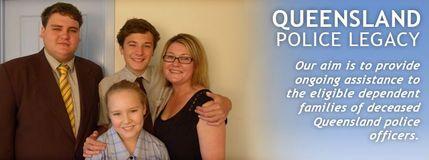 QLD police legacy
