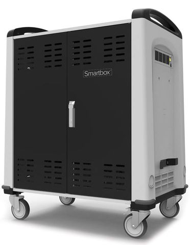 Vrova Smartbox 36-bay Notebook/Chromebook & tablet charging trolley