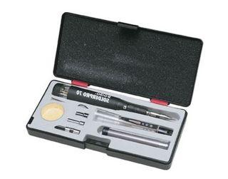 Gas soldering iron kit Solderpro 70-80W