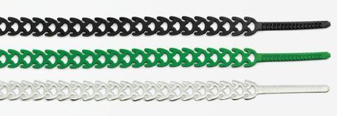 Rapstrap reusable cable ties