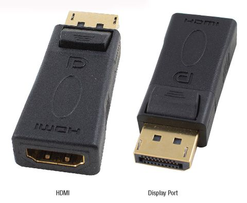 DisplayPort to HDMI 4K adapter M-F