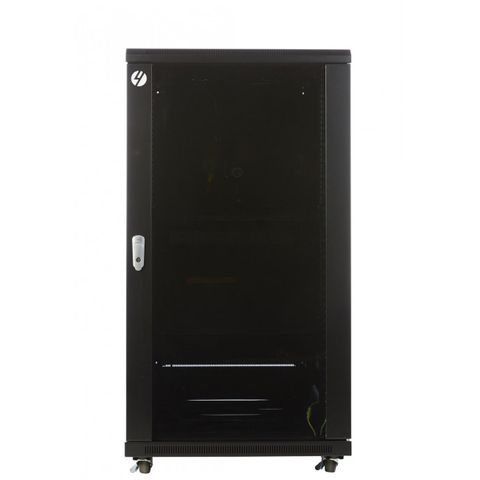 "22RU 19"" 600x1000x1165mm Freestanding server rack"