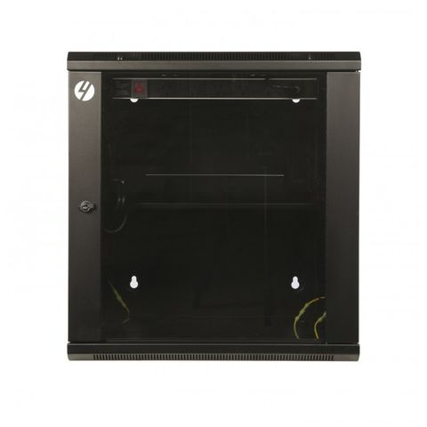 12RU 600x450mm wxd wallmount server rack