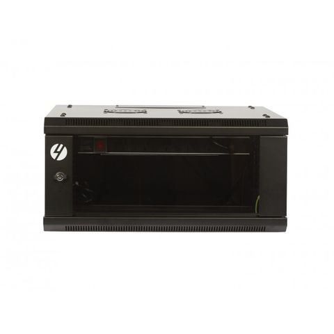 4RU 600x450mm wxd Wallmount server rack