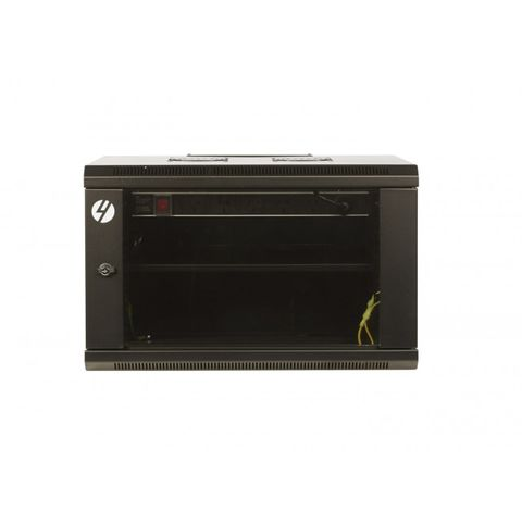 6RU 600x450mm wxd Wallmount server rack
