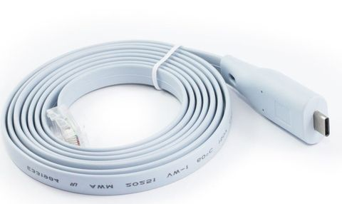 1.5m RJ45 to USB3.0 Type-C CISCO console compatible cable