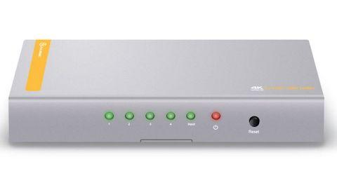 ALOGIC 4 Port HDMI Splitter 2.0 4K S