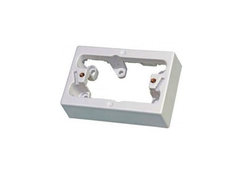 Wallplate mounting block Clipsal 35mm
