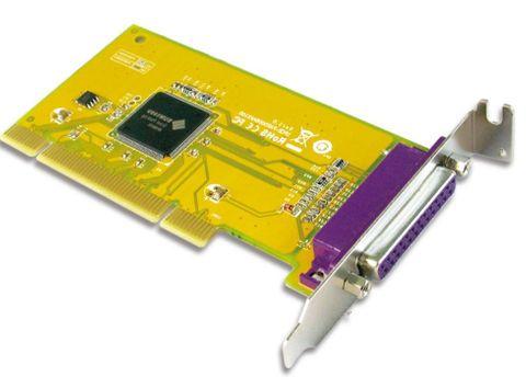 PCI 1-Port parallel card low profile
