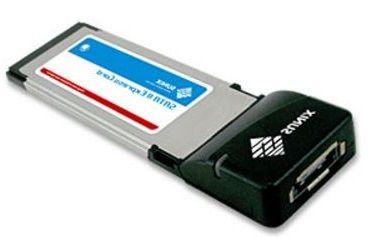 2-Port ExpressCard to eSATA adapter