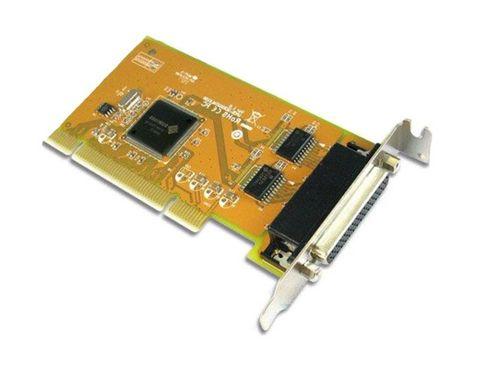 PCI 2-Port serial card DB9 low profile Sunix
