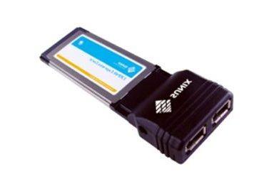 2-Port Expresscard to 1394A FireWire adapter