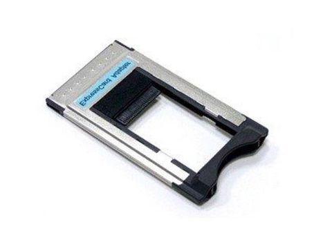 PCMCIA CardBus to ExpressCard USB adapter