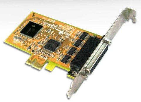 PCIE 4-Port serial card