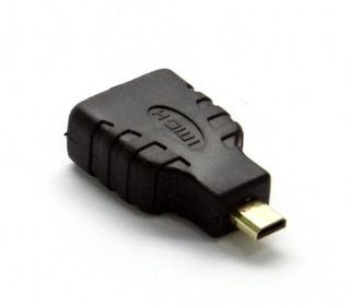 HDMI Mini and Micro adapters