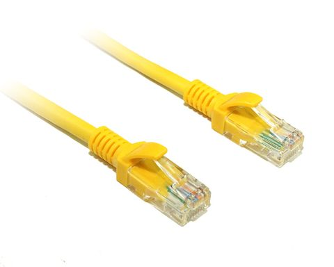 Cat5E YELLOW