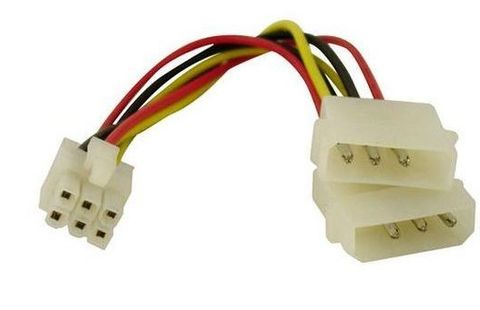 PCI Express video card power cable