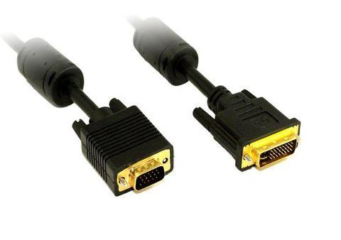 DVI-I to VGA dual link Alogic