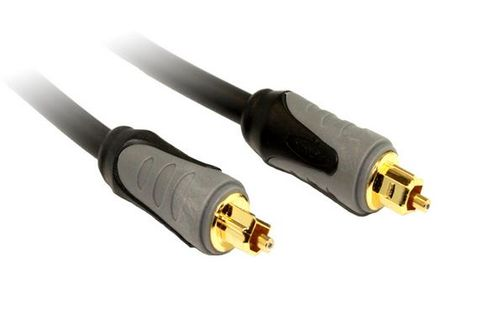 10m Toslink fibre digital audio cable