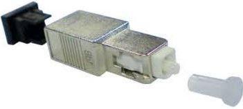 SC-SM fibre attenuator 10dB
