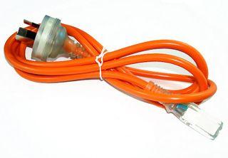 Medical power cord