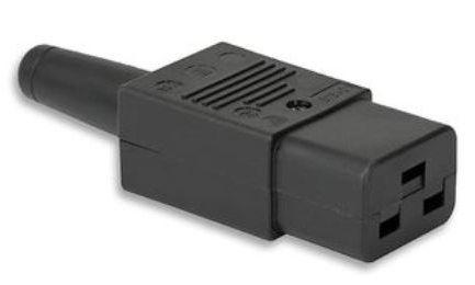 C19 16A Socket