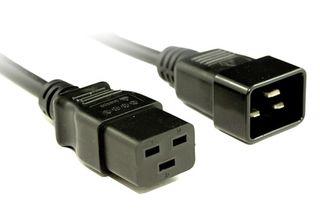 IEC C19 to IEC C20 cables