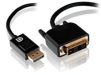 DisplayPort to DVI-D Alogic