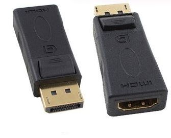 DisplayPort to HDMI adapter M-F
