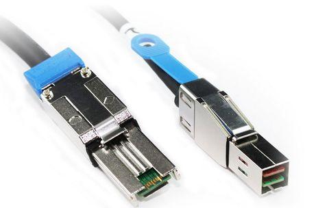 Mini SAS HD to mini SAS 26-pin