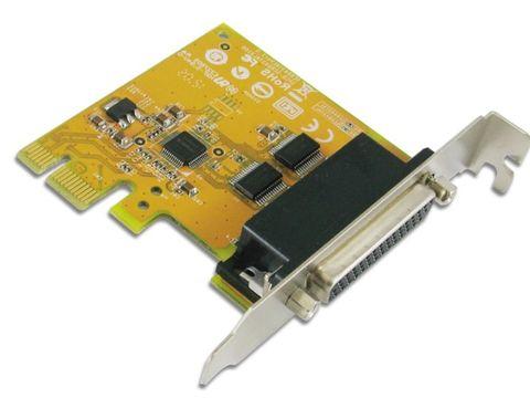 PCIE 2-Port serial card low profile Sunix