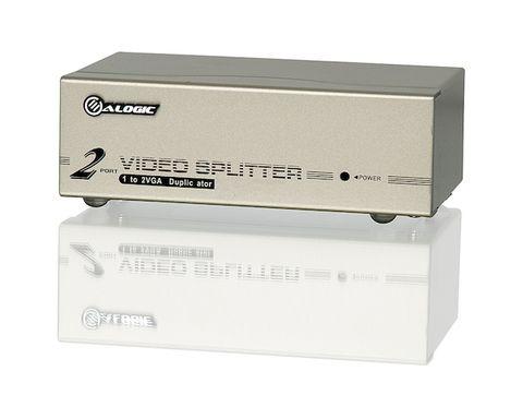 2-Port VGA video splitter Alogic