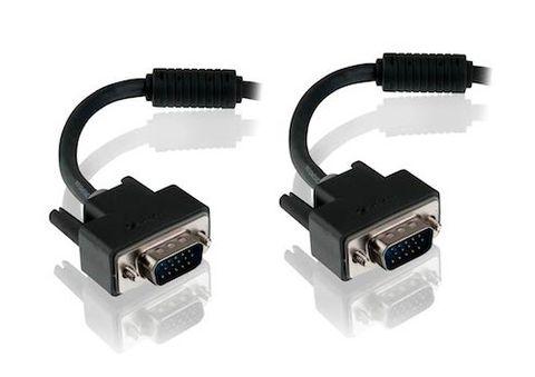 30m SVGA flexible HD cable M-M