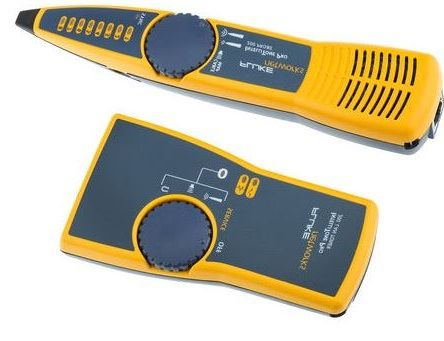 Fluke IntelliTone Pro 200 LAN toner probe kit