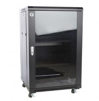 "18RU 19"" 600x600x903mm Freestanding server rack"