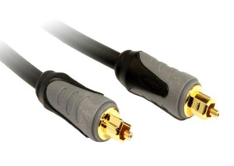 15m Toslink fibre digital audio cable