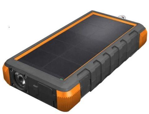 Tough Tested Power Pack 24000 mAh 3 port Solar/IP67  -  BIG FOOT