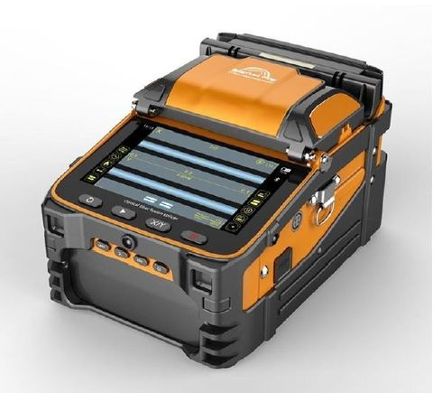 Fibre Optic Fusion Splicer with built in Power Meter and VFL