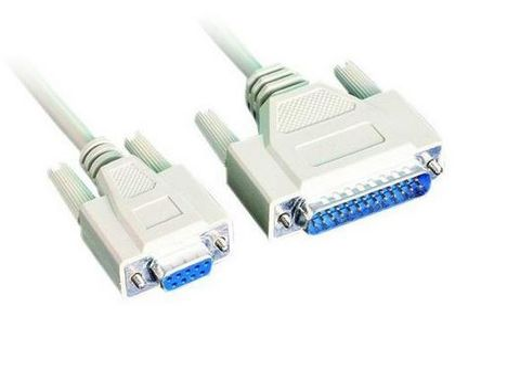 Serial printer cables