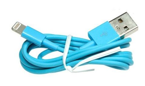 1m APPLE LIGHTNING® TO USB-A VALUE - Blue