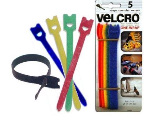 Velcro Brand Cable tie  25x 200mm 5pk