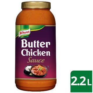 BUTTER CHICKEN SAUCE PATAKS 2.2LTR EA