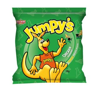 REAL MCCOY JUMPYS CHICKEN CHIPS 18GX40